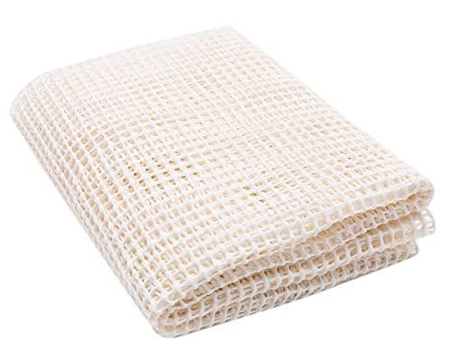 ZOLLNER Base Antideslizante para alfombras, 80x200 cm, realizada en PVC