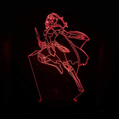 Abbildung Nachtlicht Dekoration Lampe Junge Kind Kind Baby Geschenk Tischlampe Schlafzimmer