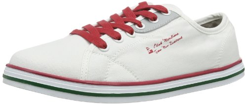 Northland Professional Tiera Halbschuhe 02-06389 Damen Sneaker, Weiß (white 1), EU 36