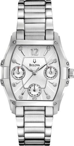 Bulova Women's Analogue Quartz Bracelet Watch D2
