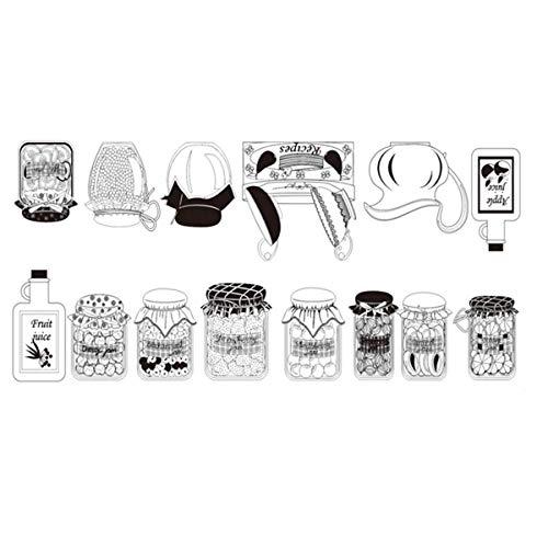 Nail Sticker weiss mit Strass Glitzerpunkten - wunderschöne Motive Nagelsticker Nailsticker DIY Art Image Stamping Platten Maniküre Vorlage 3D Nagel Kunst Aufkleber Deko
