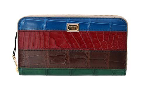 Dolce & Gabbana - Cartera para hombre mujer multicolor Talla única
