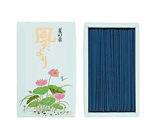 nippon kodo 276kazedayori State incenso Blu 16,5X 10X 4cm