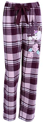 Pantalones Color Violeta La Bella y la...