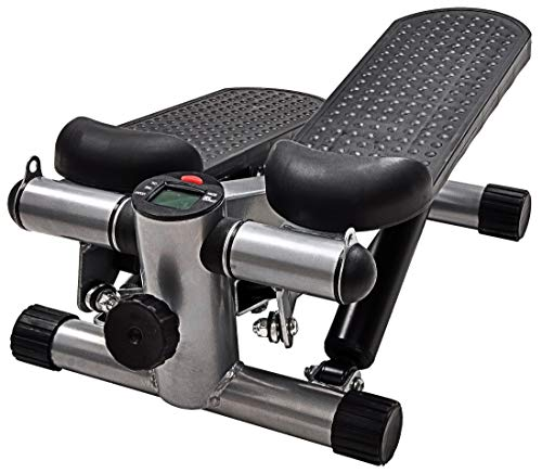 BalanceFrom Adjustable Stepper with Resistance Bands