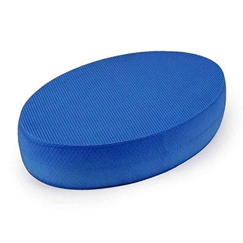 Bekannte 2020 Sports Hot Products Yoga-Balance-Matte, Schaumstoff-Board, Balance-Matte, Gymnastikmatte, oval, Blau, 4 Stück