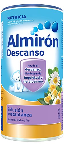 Almirón Infusión Descanso Infusión Instantánea para Bebés Desde Los 6 Meses, 200g