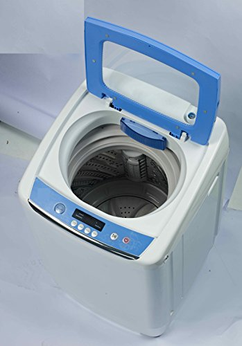 RCA RPW091 0.9 cu. ft. Portable Washer, White