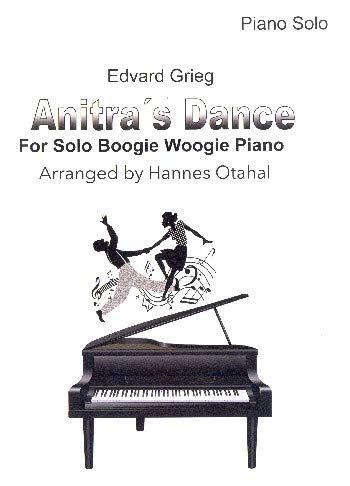 Grieg, Edvard Hagerup: Boogie-Paraphrase über Anitras Tanz : für Klavier