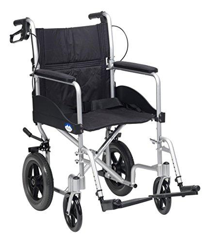 Opvouwbare rolstoel Expedition van Drive Devilbiss Healthcare, lichtgewicht