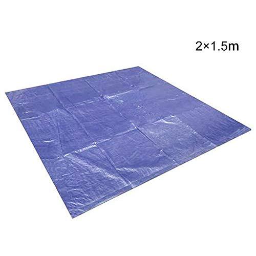 3x2M / 2 1.5M / 4 2M Paño de Tierra para la Piscina,protección de la Estera Protectora Piscina Tela del Suelo De La Piscina Piso de Tela Mat Cubierta para el Aire Libre Villa de jardín Piscina