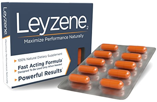 Price comparison product image Leyzene2 with Royal Jelly. The New Most Effective Natural Amplifier for Strength,  Energy,  Enhancement