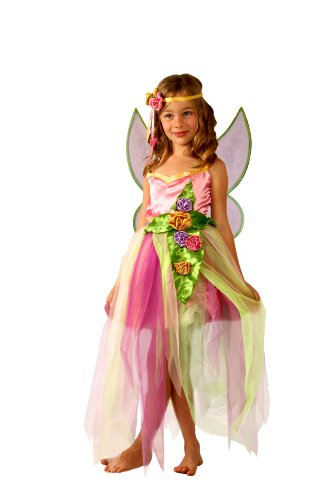 César - Disfraz de hada para niña, talla 8-10 años (F243-003)