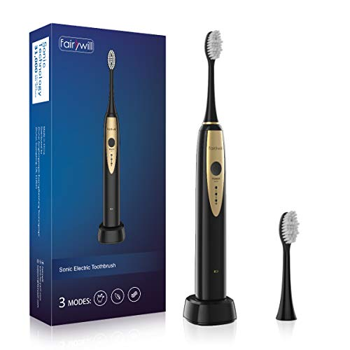 Sonic Electric Toothbrush Rechargeable Magnetic Suspension Motor