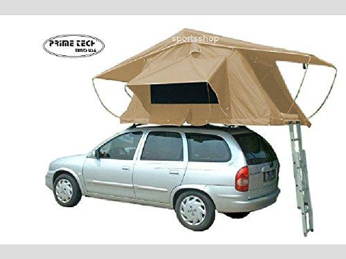 Prime Tech Autodachzelt WASTELAND XXL 240x180x130 cm in beige