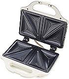 Waffelmacher Multifunktionale Frühstücksmaschine, Home Sandwich / Toaster doppelseitig...