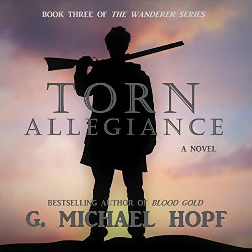 Torn Allegiance cover art