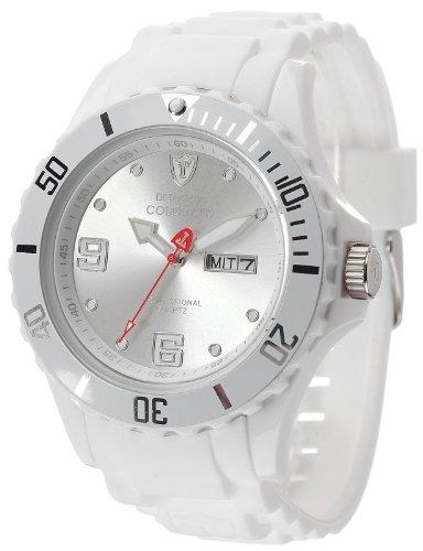 DETOMASO Herren-Armbanduhr Colorato Chronograph Quarz DT2029-B