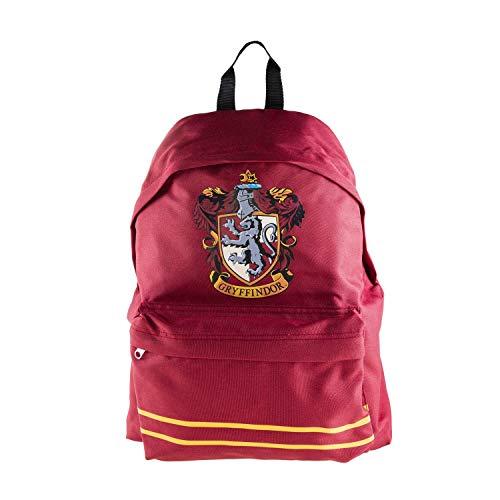 Harry Potter SACKHP01 Zaino Casuale, Rosso, Taglia Unica