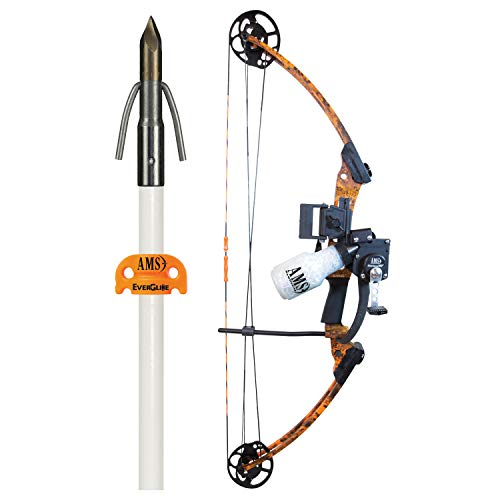 AMSBowfishing Hooligan Bow Kit (Right)