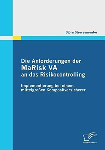 Die Anforderungen der MaRisk Va an das Risikocontrolling: Implementierung bei einem mittelgroßen Kompositversicherer