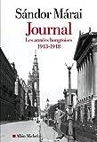 Journal - volume 1: Les années hongroises 1943-1948 (A.M. G.TRADUCT)...