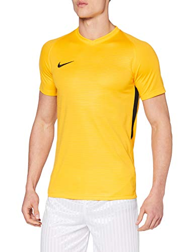 NIKE Tiempo Premier SS - T-shirt - Homme -Or - M
