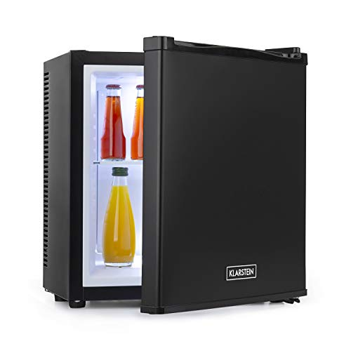 Klarstein Secret Cool mini nevera mini bar - Clase A+, 13 litros, 45 c
