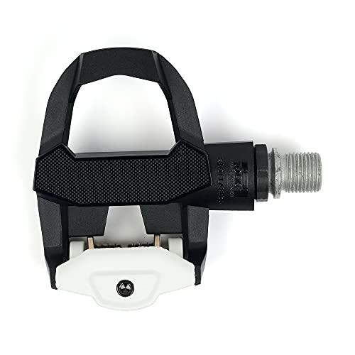LOOK Cycle - Pedali da Bici KEO Classic 3 - Pedali Automatici, Ampia Superficie d'Appoggio di 400 mm² - Tensione Facilmente Regolabile - Corpo in Composito - Asse in Chromoly - Colore Nero