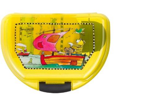 POS 21607 - Brotdose und kleine Aluflasche Janosch