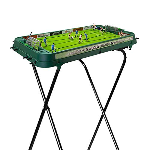 Lowest Price! JKLL Foosball Table, Mini Tabletop Billiard Game Accessories Soccer Tabletops Competit...