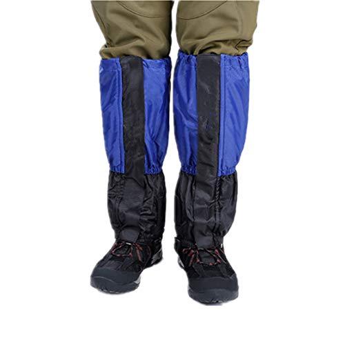 APXZC Draagbare, instelbare, waterdichte beenafdekking, comfortabele, waterdichte, winddichte, sneeuwbestendig, scheurbestendig, duurzaam, slijtvast, voor het strandvissen