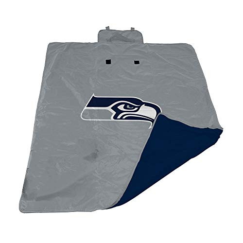 NFL Seattle Seahawks Unisex All Weather Blanket Now $13.24 (Was $34.99)