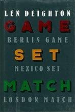Game, Set & Match (Berlin Game, Mexico Set, London Match)