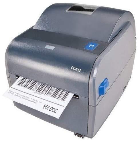 Intermec PC43D, Térmica directa, 203 x 203 DPI, 203,2 mm/s, IPL,XML,ZPL II, LCD, 314 x 234 Pixeles