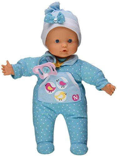 Nenuco Famosa 700012663 Bambola Che Piange, 30 cm, Azzurro