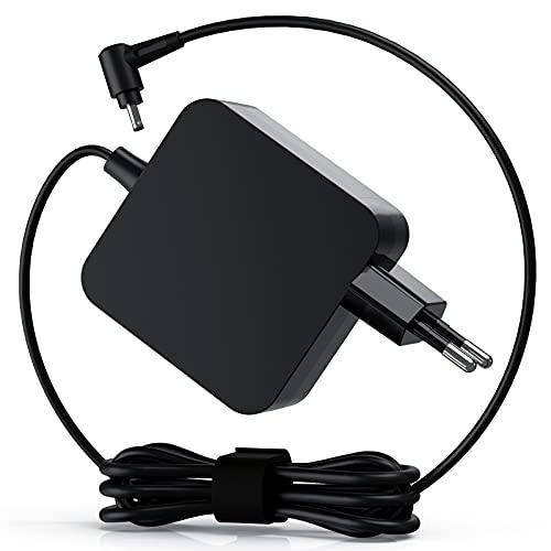 45W Cargador Adaptador Portátil para ASUS VivoBook TP412 TP412U TP412UA TP301 TP301U TP301UA TP300 TP300L TP300LA TP300LD TP201 TP201S TP201SA R417 R417N R518 R518U R518UA, Fuente de Alimentación ASUS