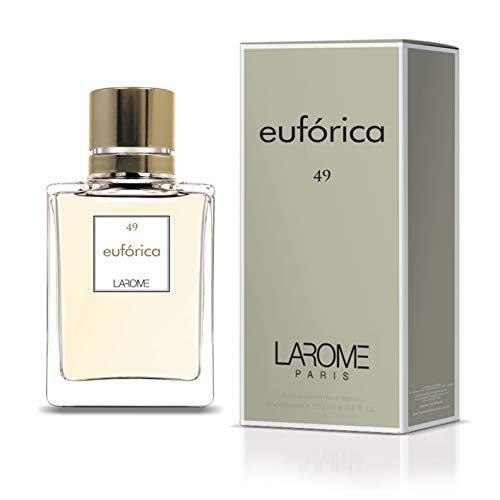 Perfume de Mujer EUFÓRICA by LAROME (49F) 100 ml