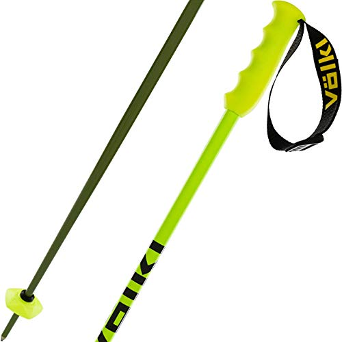 Völkl SPEEDSTICK Skistock Skistöcke 1 Paar Collection 2020 (Yellow, 130)
