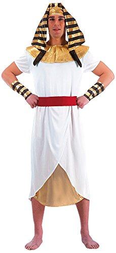 Carnival Toys 80390 - Costume Faraone, in Busta, Taglia Unica