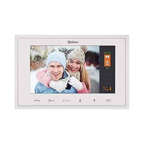 Golmar 11500242 J5110/Vesta 7 Kit de Vídeo Color de 1 Línea