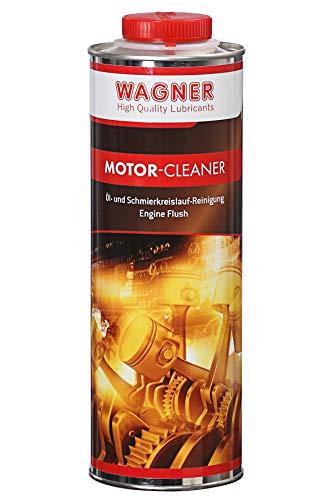 WAGNER Motor-Cleaner Ölkreislaufsystem-Reiniger - 027001 - 1 Liter