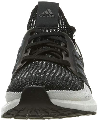 adidas Ultraboost 19 W, Zapatillas de Running Mujer, Negro (Core Black/Grey Six/Grey Four F17 Core Black/Grey Six/Grey Four F17), 38 EU