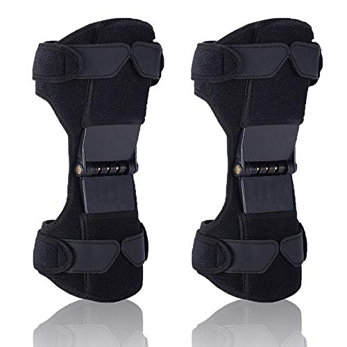 BIGESEP Joint Support Knee Booster 2 Packs - 2020 New Pain Relief Recovery Knee Brace & Knee...