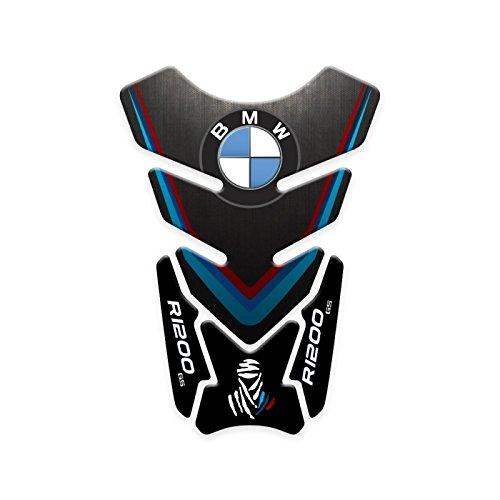 Adhesivos protectores de depósito de moto, para BMW R 1200GS I DA-008 Dark...