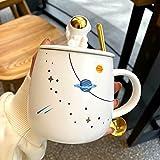 Taza de astronauta de dibujos...