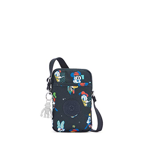 Kipling Disney's Mickey & Friends Tally Phone Bag Team Mickey