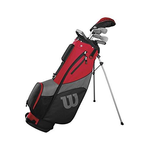Wilson Herren PRO STAFF SGI GRA MLH 1/2 SET Golfschläger, Mehrfarben,