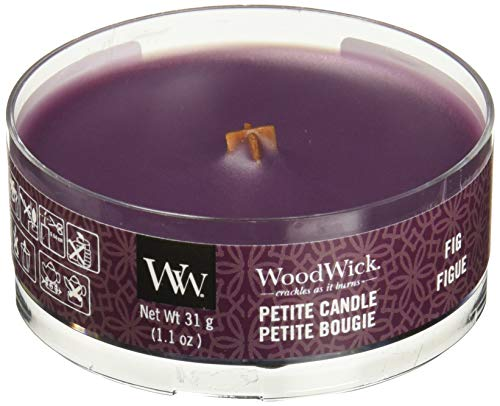 WoodWick 5038581058672 Candle Petite Fig 66248E, one Size.