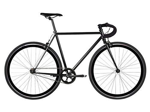 Bicicleta Fixie/Single Speed RAY Road Negra (56)